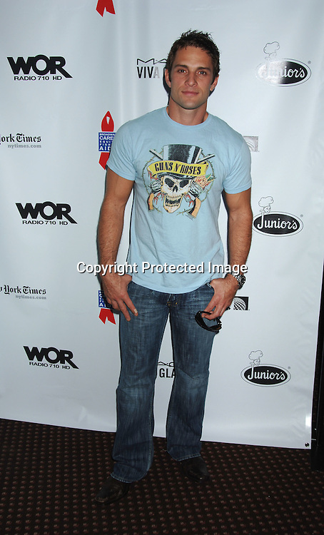 David Fumero of One Life to Live..at The 20th Annual Broadway Cares/Equity Fights Aids Broadway Flea Market, Celebrity Autograph Table and Grand Auction on September 24, 2006 at Shubert Alley...Robin Platzer, Twin Images