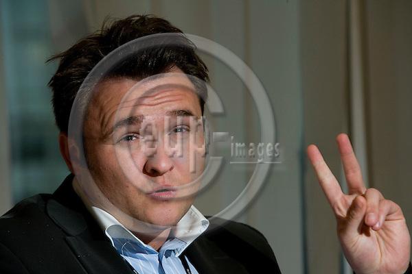 BRUSSELS - BELGIUM - 30 JANUARY 2008 -- Danish MEP Dan JØRGENSEN.       Photo: Erik Luntang/EUP-IMAGES/