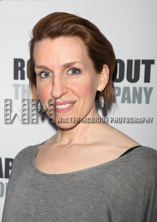 Susan Blackwell.attending the Opening Night Performance of The Roundabout Theatre Company's Broadway Production of 'Anything Goes'  in New York City.
