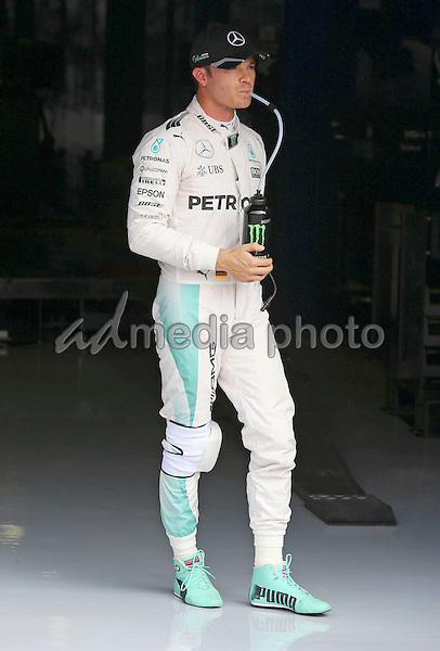 03 September 2016 - Monza - Nico Rosberg; Mercedes Grand Prix, formula 1 GP. Photo Credit: Melzer/face to face/AdMedia