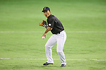 Ginji (JPN), <br /> NOVEMBER 14, 2014 - Baseball : <br /> 2014 All Star Series Game 2 <br /> between Japan and MLB All Stars <br /> at Tokyo Dome in Tokyo, Japan. <br /> (Photo by YUTAKA/AFLO SPORT)[1040]