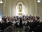 12.03.2016 Celebration Singers Christmas Concert