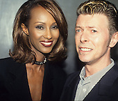 Apr 1995: DAVID BOWIE - New York City NY USA