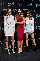Maria Pombo, Lara Alvarez and Aitana Ocana attends to GHD Christmas Campaign Presentation at Espacio Harley in Madrid, Spain. November 08, 2018. (ALTERPHOTOS/A. Perez Meca) /NortePhoto.com