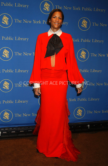 WWW.ACEPIXS.COM . . . . . ....November 13, 2006, New York City. ....Veronica Webb attends the Annual Library Lions Gala Held at the New York Public Library. ....Please byline: KRISTIN CALLAHAN - ACEPIXS.COM.. . . . . . ..Ace Pictures, Inc:  ..(212) 243-8787 or (646) 769 0430..e-mail: info@acepixs.com..web: http://www.acepixs.com