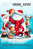 Roger, CHRISTMAS SANTA, SNOWMAN, WEIHNACHTSMÄNNER, SCHNEEMÄNNER, PAPÁ NOEL, MUÑECOS DE NIEVE, paintings+++++,GBRM0262,#x#