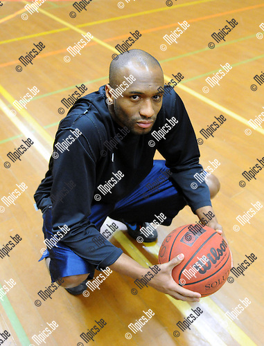 2013-03-21 / Basketbal / seizoen 2012-2013 / Kangoeroes Boom / Tarik Johnson..Foto: Mpics.be