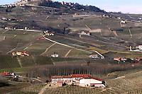 - Langhe hills panorama near Castiglione Faletto village....- panorama colline delle Langhe presso il paese di Castiglione Faletto