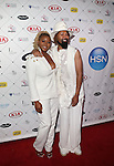 CLAIRE SULMERS and TY HUNTER Attend Kia STYLE360 Hosts Official Serena Williams Signature Statement Collection by HSN After-Party Held at <br /> Bagatelle NYC