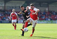 180421 Fleetwood Town v Wigan Athletic