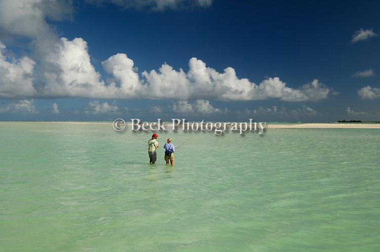 Alphonse Island, Seychelles fly fishing
