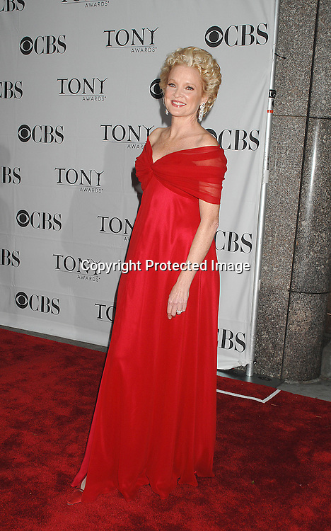 Christine Ebersole..arriving at The 2007 Tony Awards on June 10, 2007 at ..Radio City Music Hall. ..Robin Platzer, Twin Images......212-935-0770