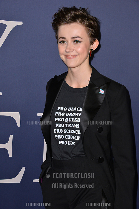 LOS ANGELES, CA. October 29, 2018: Jesse LaTourette at the Los Angeles premiere for &quot;Boy Erased&quot; at the Directors Guild of America.<br /> Picture: Paul Smith/Featureflash