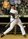 7 September 2006: Garrett Atkins, third baseman for the Colorado Rockies, in action against the Washington Nationals. The Rockies defeated the Nationals 10-5 in a rain-delayed game at Coors Field in Denver, Colorado. ..Mandatory Photo Credit: Ed Wolfstein..