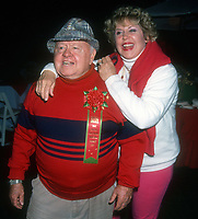 Mickey Rooney, wife Jan, 1994, Photo By Michael Ferguson/PHOTOlink