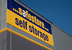 Safestore self storage depot building, Whitehouse, Ipswich, Suffolk, England