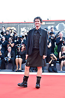 Director Mark Cousins walks on the red carpet of the movie 'Downsizing' and opening ceremony of the 74th Venice Film Festival, Venice Lido, August 30, 2017. <br /> UPDATE IMAGES PRESS/Marilla Sicilia<br /> <br /> *** ONLY FRANCE AND GERMANY SALES ***