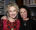 "Carol Kane & Rhea Perlman backstage at   ""Celebrity Autobiography: In Their Own Words,"" the acclaimed, long-running LA- based comedy sensation at the Triad Theater in New York City..December 7, 2009."