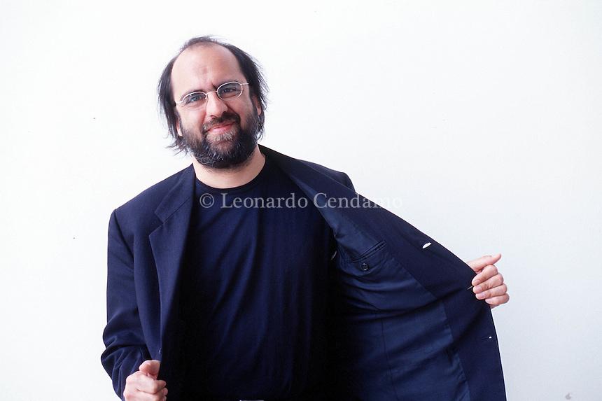 2000: PAOLO REPETTI, WRITER © Leonardo Cendamo