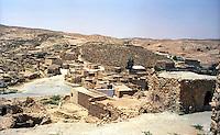 Libya     Nalut ..Ghorfas at Ksarr Qasr-al-Hadj Nafusah Mountains Libya