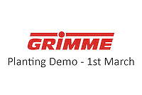 Grimme - Planting Demo - 1 March 2017