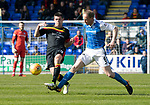 St Johnstone v Partick Thistle&hellip;28.04.18&hellip;  McDiarmid Park    SPFL<br />