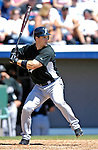 18 March 2007: Florida Marlins outfielder Josh Willingham in action against the Washington Nationals at Space Coast Stadium in Viera, Florida...Mandatory Photo Credit: Ed Wolfstein Photo
