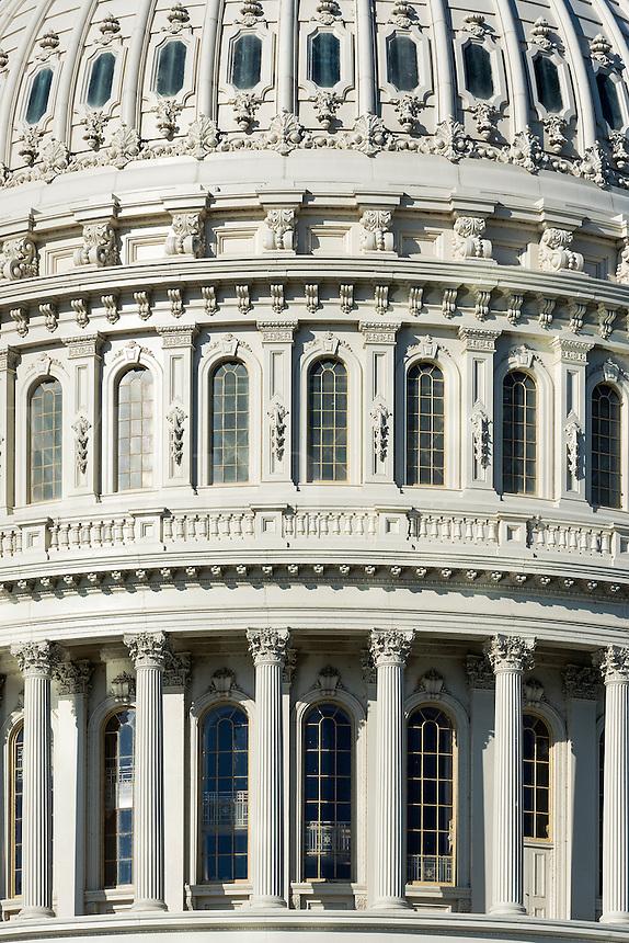 The United States Capitol Building, Washington D.C., USA