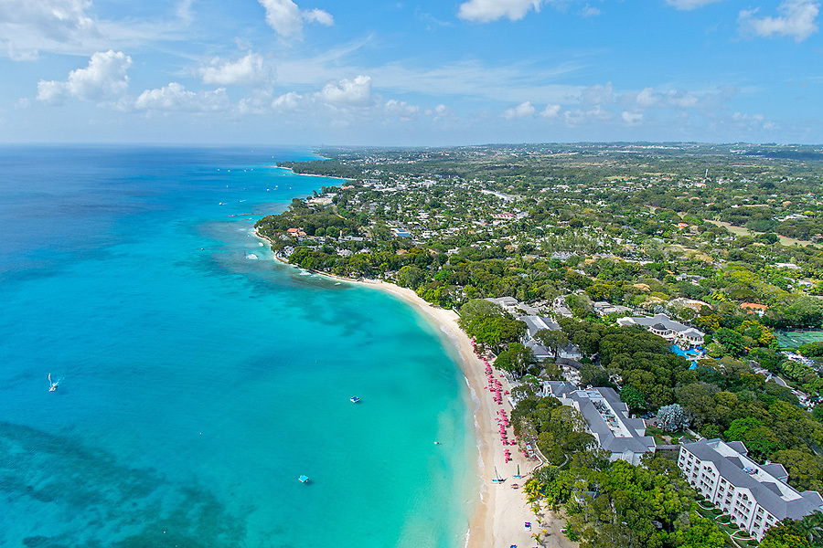 Sandy Lane Beach & Hotel, St. James, Barbados