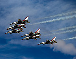 Nellis Air Force Base-Thunderbirds