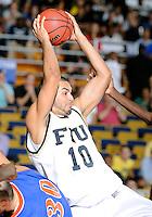 FIU Men's Basketball v. Florida Memorial (11/17/09)
