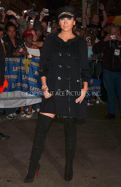 WWW.ACEPIXS.COM . . . . .....October 9, 2007. New York City.....Actress Jennifer Lopez arrives at the 'Late Show with David Letterman' at the Ed Sullivan Theater...  ....Please byline: Kristin Callahan - ACEPIXS.COM..... *** ***..Ace Pictures, Inc:  ..Philip Vaughan (646) 769 0430..e-mail: info@acepixs.com..web: http://www.acepixs.com
