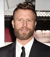 WESTWOOD, CA - OCTOBER 08: Singer-songwriter Dierks Bentley arrives at the Premiere Of Columbia Pictures' 'Only The Brave' at Regency Village Theatre on October 8, 2017 in Westwood, California.<br /> CAP/ROT/TM<br /> &copy;TM/ROT/Capital Pictures