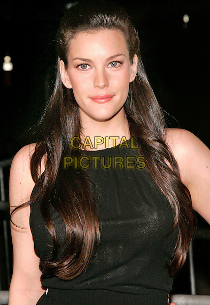 "LIV TYLER.NY Premiere of ""Lonesome Jim"" at Chelsea West Theatre, New York, NY, USA  .March 21st, 2006.Photo: Jackson Lee/Admedia/Capital Pictures.Ref: JL/ADM.headshot portrait  .www.capitalpictures.com.sales@capitalpictures.com.© Capital Pictures."