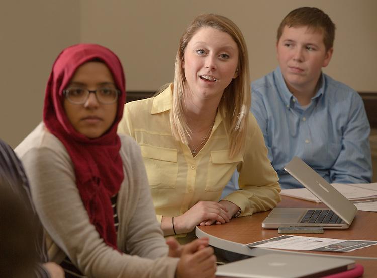 Kathryn McDermott for Center for Entrepreneurship. Photo by Lauren Pond