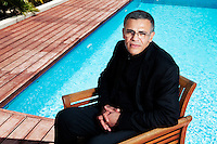 Abdellatif Kechiche at the Cannes Film Festival 2013