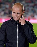 Fussball  1. Bundesliga  Saison 2013/2014   1. SPIELTAG FC Bayern Muenchen - Borussia Moenchengladbach       09.08.2013 TV Experte Mehmet Scholl