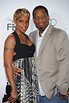 HOLLYWOOD, CA. - November 01: Mary J. Blige and husband Kendu Isaacs arrive at AFI FEST 2009 Screening Of Precious: Based On The Novel 'PUSH' By Sapphire at Grauman's Chinese Theatre on November 1, 2009 in Hollywood, California.