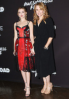 www.acepixs.com<br /> <br /> March 1 2017, LA<br /> <br /> (R-L) Actresses Lea Thompson and Zoey Deutch arriving at the premiere of 'Before I Fall' at the Directors Guild Of America on March 1, 2017 in Los Angeles, California.<br /> <br /> By Line: Nancy Rivera/ACE Pictures<br /> <br /> <br /> ACE Pictures Inc<br /> Tel: 6467670430<br /> Email: info@acepixs.com<br /> www.acepixs.com