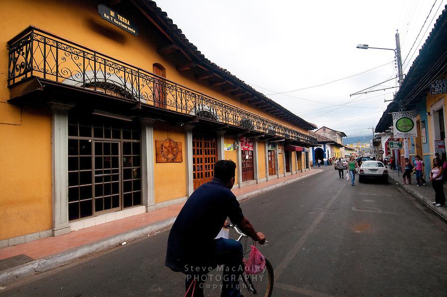 Mi Tierra Bar and Restaurant, Granada, Nicaragua