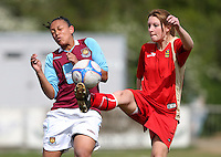090503 West Ham Utd Ladies v Portsmouth Ladies
