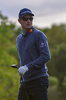 Justin Rose (GBR) watches his tee shot on 3 during day 4 of the WGC Dell Match Play, at the Austin Country Club, Austin, Texas, USA. 3/30/2019.<br /> Picture: Golffile | Ken Murray<br /> <br /> <br /> All photo usage must carry mandatory copyright credit (© Golffile | Ken Murray)