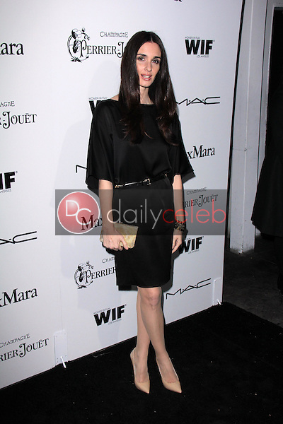 Paz Vega<br /> at the Sixth Annual Women In Film Pre-Oscar Coctail Party, Fig &amp; Olive, Los Angeles, CA 02-22-12<br /> David Edwards/DailyCeleb.com 818-249-4998