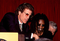 Ted Danson & Whoopi Goldberg Friars Roast NYC by Jonathan Green