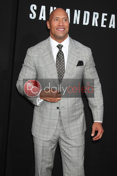 """Dwayne Johnson<br /> at the """"San Andreas"""" Los Angeles Premiere, TCL Chinese Theater, Hollywood, CA 05-26-15<br /> David Edwards/DailyCeleb.Com 818-249-4998"""