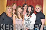 Pictured enjoying the Beaufort gun club social in Kate Kearneys on Saturday night were Kathleen Gallagher, Marie Johnson, Christine Brown, Amy Hallissey, Tanya Marum and Cathy Marum.   Copyright Kerry's Eye 2008