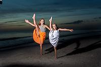 Dance Photos on Beach
