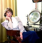 Ekaterina Vasilyeva - soviet and russian film and stage actress. Moscow, 1981 | Екатерина Сергеевна Васильева - cоветская и российская актриса театра и кино. Москва, 1981 г.