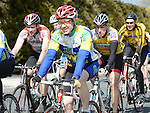Paddy Delaney riding for Drogheda Wheelers in the Coombes Connor Memorial Cycle race. Photo:Colin Bell/pressphotos.ie