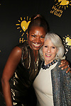 Deborah Koenigsberger & Jamie deRoy - Hearts of Gold annual All That Glitters Gala - 24 years of support to New York City's homeless mothers and their cildren - (VIP Reception - Silent Auction) was held on November 7, 2018 at Noir et Blanc and the 40/40 Club in New York City, New York.  (Photo by Sue Coflin/Max Photo)